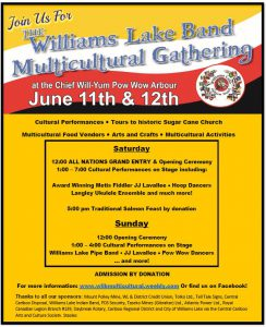 Multicultural Gathering 2016_POSTER