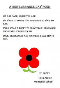 RememberanceDayPoem